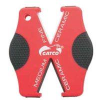 #6224 GATCO® Super Micro-X™- 4 Level Pocket Knife Sharpener🇺🇸