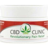 """NEW! CBD Clinic Level 4 """"Severe"""" Pain Formula- Large Economy Size!🇺🇸"""